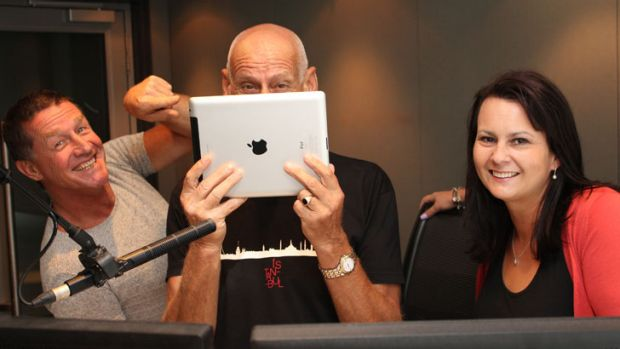 Mix 94.5 is number one in Perth, while its breakfast show <i>The Bunch</i> is number two behind ABC 720's Eoin Cameron