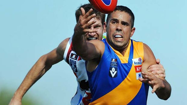 Another Goodes in the AFL ... Brett Goodes is now on the Bulldogs' rookie list. <a ...