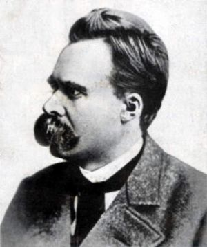 Friedrich Nietzsche argued that the natural environment isn't a lawmaker.