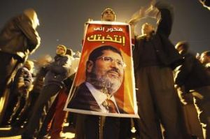 President  Mursi  could have defused the situation two weeks ago before the bloody confrontations.