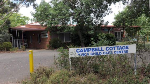 The Campbell Cottage YWCA Child Care Centre.