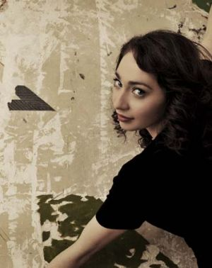 Compelling presence ... Regina Spektor's stories can be cute or melancholic.