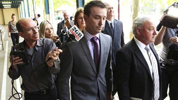 James Ashby has lodged an application for leave to appeal the judgment with the Federal Court.
