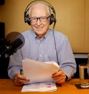 As he is now ... at 81, Brian Henderson will be heard on TV again, narrating a documentary on the 1977 Granville train ...