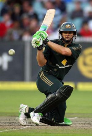 Dire prediction ... Adam Gilchrist doesn't see a future for one-day cricket.