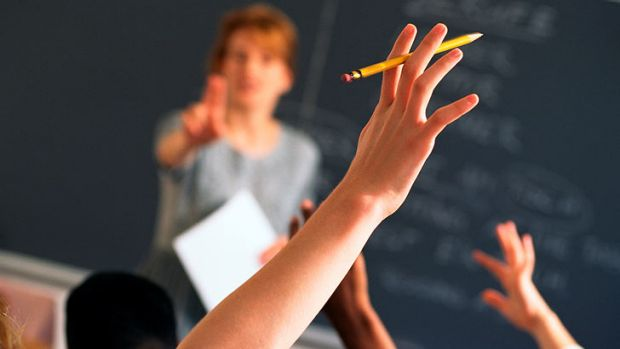 Contracts for secondary school temporary teachers always finish on the last Friday of the third-last week of school.