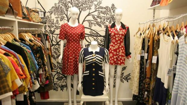Shoppers are getting the opportunity to buy previously owned designer fashions at a discount.