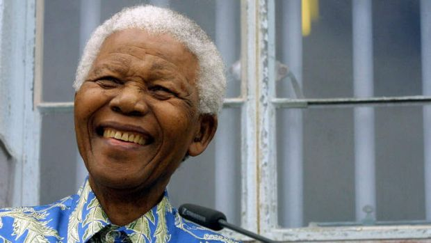 Nelson Mandela ... South Africans are coming to terms with his mortality.
