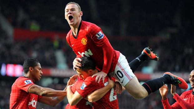 Popular ... Wayne Rooney is a big drawcard for the match.