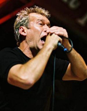 Jimmy Barnes will headline Canberra's Australia Day concert.