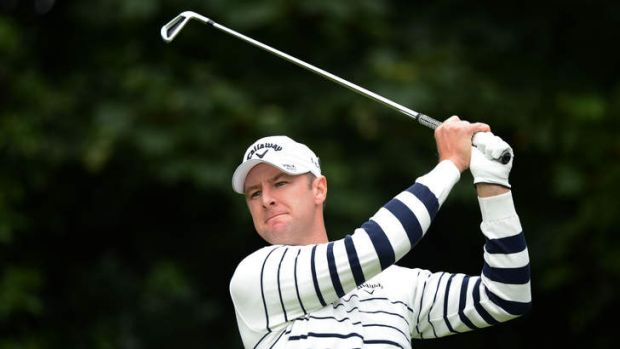 Brendan Jones shot 73 on the opening day of the Australian PGA Championship.