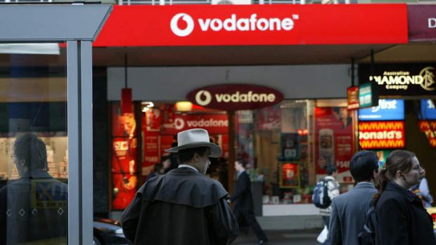 Vodafone Australai lost 64,000 customers in the three months to December 31