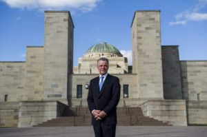 Brendan Nelson has been appointed as director of the Australian War Memorial.