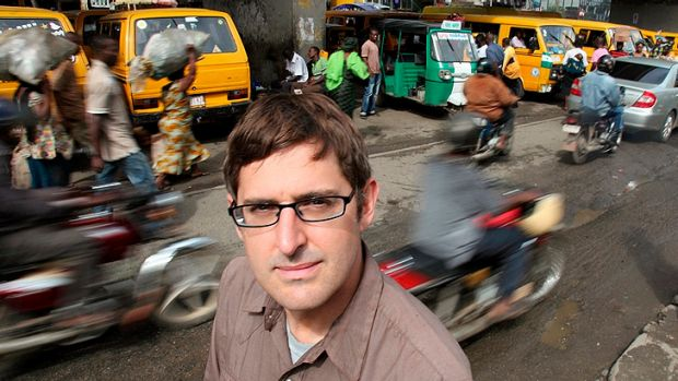 Louis Theroux explores the order and chaos of Lagos.
