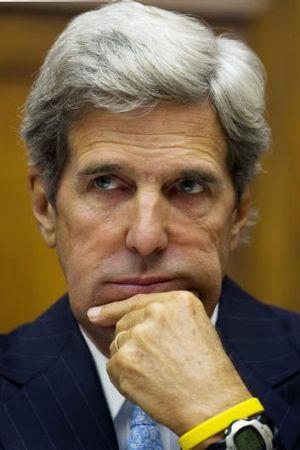 John Kerry: on the Clintons' list.