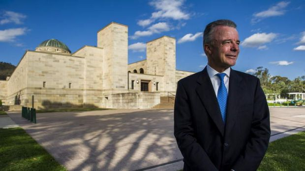 Former politician Brendan Nelson, has been appointed as director of the War Memorial.