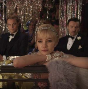 Joel Edgerton pictured with Carey Mulligan in <i>The Great Gatsby</i>.