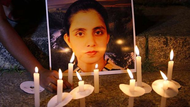 A candlelit vigil for Jacintha Saldanha ... Austereo Radio Network has submitted evidence to the inquest into the death ...