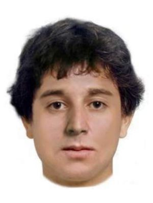 Facefit of man police think may be able to provide important information into the circumstances surrounding the death of ...