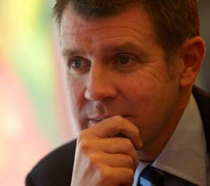 """We know it's not popular, but it's the right thing to do"" .... NSW Treasurer Mike Baird."
