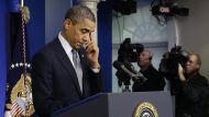 Our hearts are broken: Obama (Video Thumbnail)