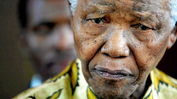 An ailing Nelson Mandela has had a successful operation.