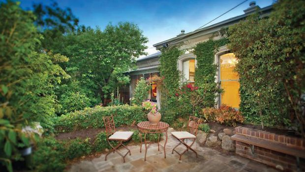 Top house ... This double-fronted Victorian villa in Davis Avenue, South Yarra,  was the weekend's best seller, fetching ...