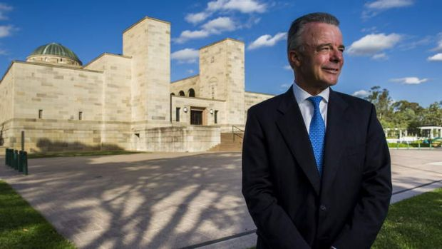 Former politician Brendan Nelson has been appointed as director of the War Memorial.