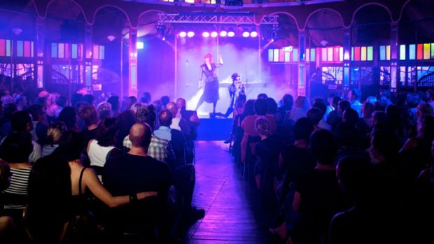 Perth's Fringe World Festival has more than 300 shows this year.