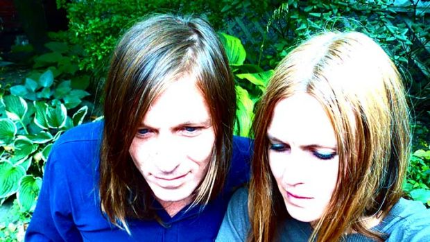 Fresh twists … Lemonheads frontman Evan Dando and long-time collaborator Juliana Hatfield.