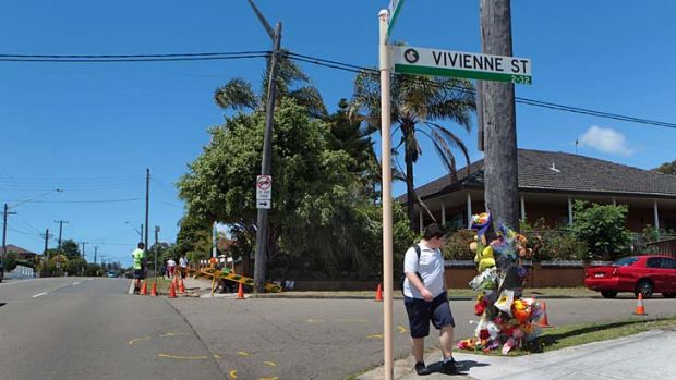 Request for a speed hump was due to be officially rejected ... the corner of Vivienne Street and Kingsgrove Road.