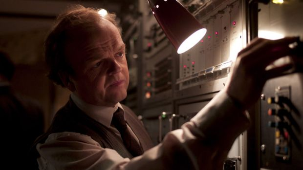 Crunch, chrunch: Actor Toby Jones creates soundbite assaults that lead the mind's eye to contemplate the ghastly ...