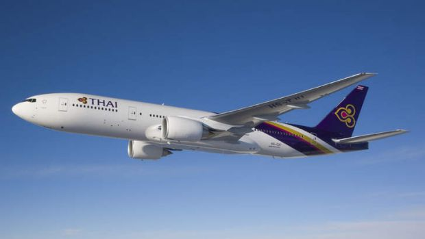 Cartel crunch: Thai Airways has paid a hefty price for its involvement.