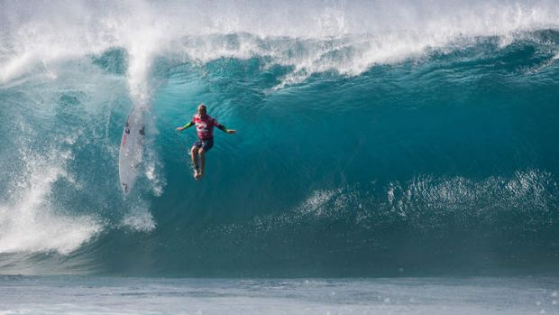 Profits are tumbling at Billabong.