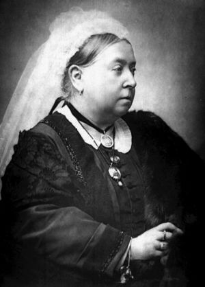 The near-indestructable Queen Victoria, who survived seven separate assassination attempts.