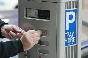 Sneaky ... The Liberals say the ACT government cynically kept higher parking charges from voters until after the election.