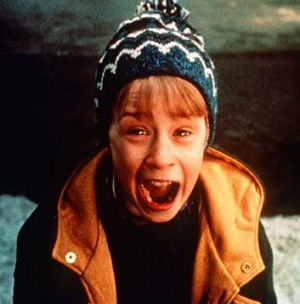 Freedom … Macaulay Culkin runs into trouble in <em>Home Alone 2.</em>