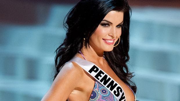 Ugly outcome....Miss Pennsylvania  Sheena Monnin.