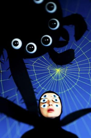 Isabella Rossellini plays a spider in her wacky yet illuminating <i>Green Porno</i> video series.