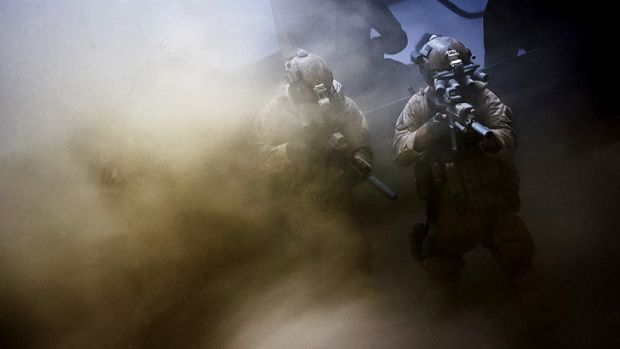 Was there a smoke screen? ... <i>Zero Dark Thirty</i>.