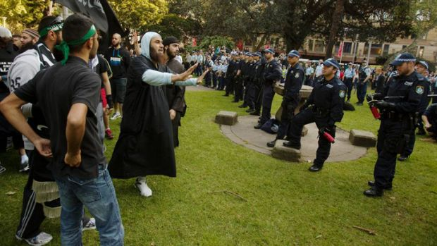 The protests against the anti-Islamic film <i>Innocence of Muslims</i> in Sydney in September sparked two of the ...