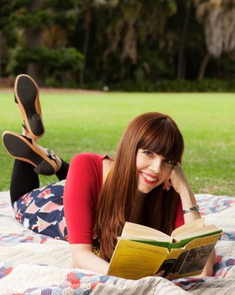 Australian author Kate Morton.