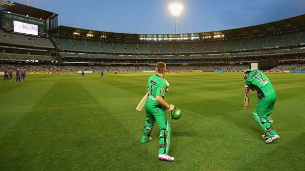 "Problem ... ""the BBL figures reflect a downturn in interest in the game as a whole this summer""."