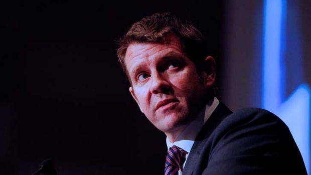 """This is not about chasing trophy surpluses"" ... Mike Baird."