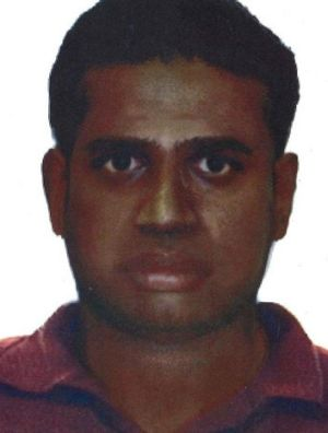 A photo-fit image of the Pascoe Vale sex suspect.