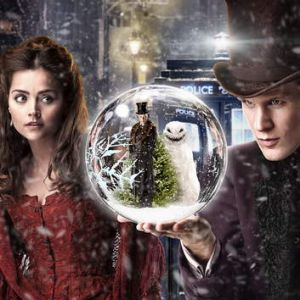 The Christmas special is our chance to meet the Doctor's new companion, Clara.