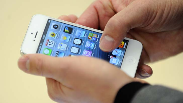 Gadget of the year? ... the iPhone 5.