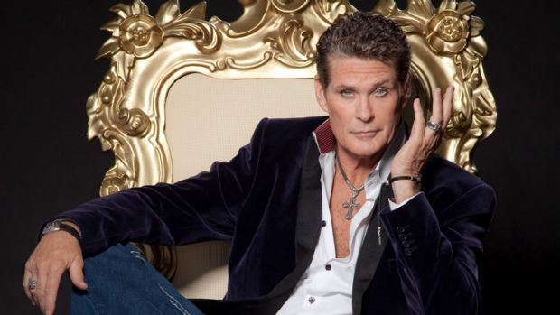 Actor and singer David Hasselhoff is coming to SupaNova Gold Coast in April.