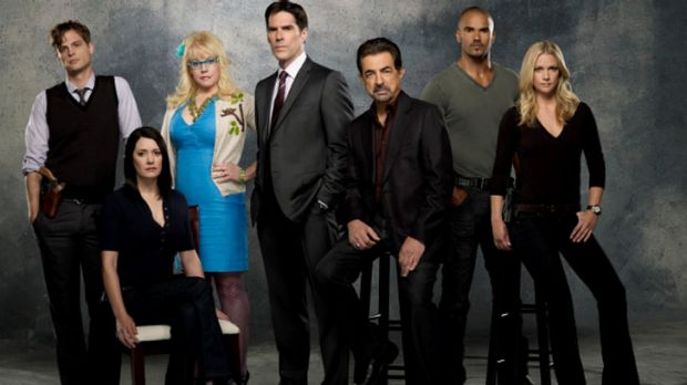 Cast of Criminal Minds.