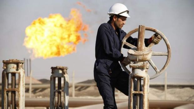 An expert study says world oil production could soon outstrip demand.